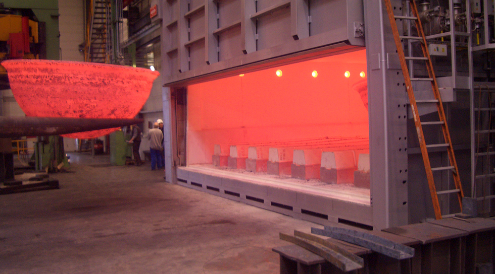 Industrial Furnaces Heat Treatment Systems Furnace